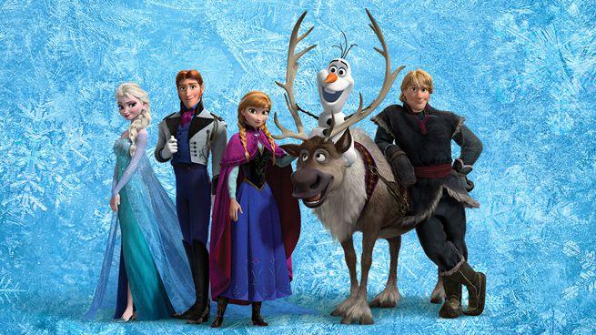 Ascolti Tv, 1 gennaio 2016: Frozen – Il regno di ghiaccio a 5,6 mln; Capodanno a New York a 2,3 mln