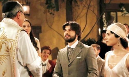 Anticipazioni Il Segreto, puntata serale del 21 gennaio 2016: le nozze di Maria e Gonzalo, info streaming