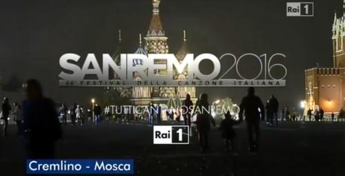 Sanremo 2016: l'hashtag #TuttiCantanoSanremo, campagna e promo – VIDEO