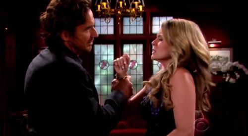 Beautiful, anticipazioni dal 19 febbraio al 5 marzo 2016: Caroline confessa a Ridge di averlo tradito con Thomas