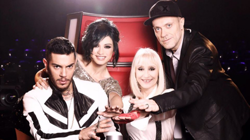 The Voice Of Italy 2016, prima puntata del 24 febbraio: coach, conduttori e info streaming e social