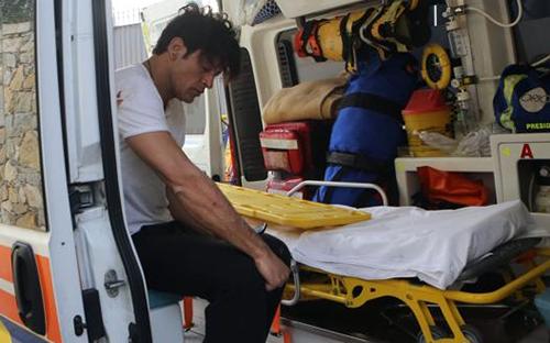 Gabriel Garko shock: esplode palazzina che lo ospita a Sanremo, attore in ospedale, muore proprietaria