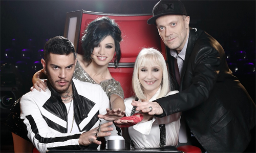 The Voice Of Italy 2016, anticipazioni del 30 marzo: ultime Blind Audition, i team quasi al completo