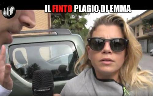 """Emma Marrone, Video: il finto plagio de Le Iene """"Che figura di merd*!"""""""