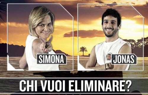 Isola dei Famosi 2016, anticipazioni del 4 aprile: chi uscirà tra Simona Ventura e Jonas Berami? Info streaming