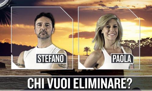 Isola dei Famosi 2016, anticipazioni dell'11 aprile: chi uscirà tra Stefano Nones e Paola Caruso? Info streaming