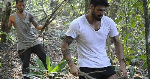 Isola dei Famosi 2016: Paola Caruso VS Marco Carta terrorizzato da Andrea Preti ma… la noia incombe!