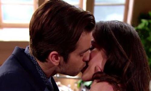 Beautiful, anticipazioni settimanali dall'11 al 15 aprile 2016: Thomas e Ivy si baciano
