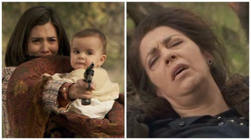 Il Segreto, anticipazioni e trame settimanali dal 23 al 28 maggio 2016: Maria spara a Donna Francisca