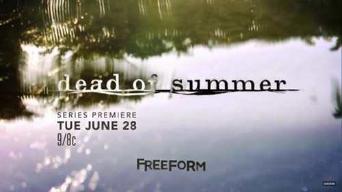 Dead of Summer: al via la serie tv horror di Kitsis e Horowitz