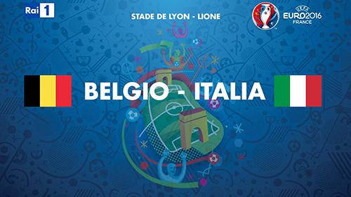 Euro 2016 in Tv, tutte le partite di oggi 13 giugno: stasera Belgio-Italia, diretta Rai, Sky e streaming