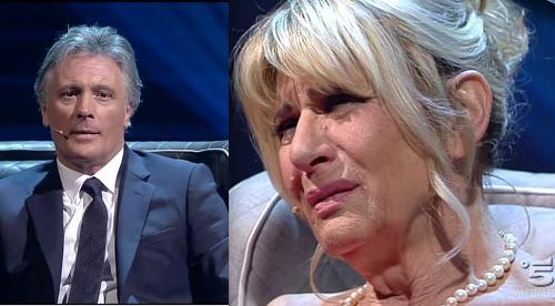 Uomini e Donne, trono over: Gemma Galgani consegna la lettera a Giorgio Manetti ma lui la lascia lo stesso