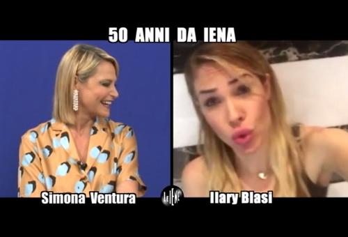 Simona Ventura: niente Grande Fratello Vip, lo condurrà Ilary Blasi? Ecco come potrebbe rientrare a Mediaset