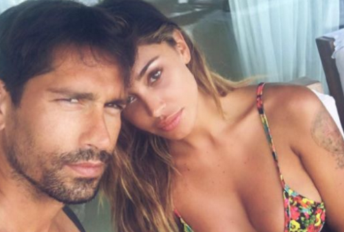 Gossip News Belen Rodriguez e Marco Borriello: lei picchia Alberto Dandolo, lui smentisce la relazione
