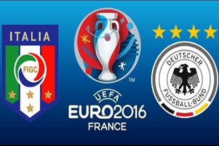 Euro 2016 in Tv, oggi 2 luglio: Italia-Germania in diretta Rai, Sky e streaming Quarti di finale