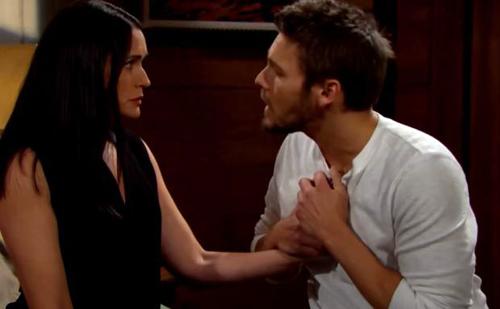 Beautiful: anticipazioni e trame settimanali dall'8 al 12 agosto 2016, Quinn innamorata di Liam