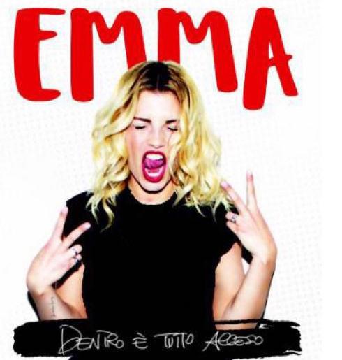 """Emma Marrone: a settembre il primo libro """"Dentro è tutto acceso"""", la sorpresa svelata su Instagram"""