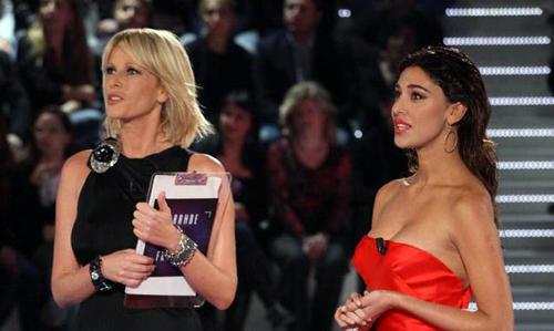 Fabrizio Corona contro Fedez: