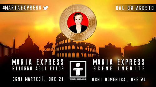 Maria Express 2 dal 30 agosto, da Michele Bravi a Gianluca Gazzoli: coppie in gara e conduttore – VIDEO