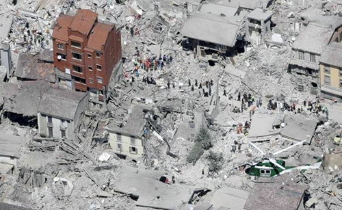 Terremoto, Lutto Nazionale: cambio di programmazione Rai, oggi 27 agosto 2016