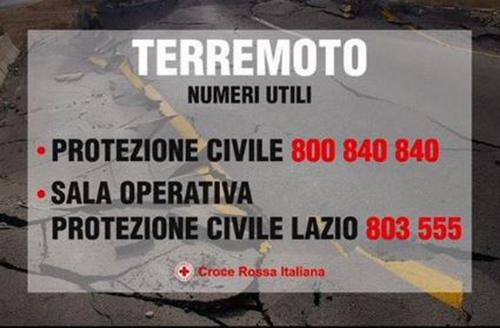 Terremoto in Centro Italia: le reazioni dei vip, da Emma a Simona Ventura, Marco Mengoni e Fedez