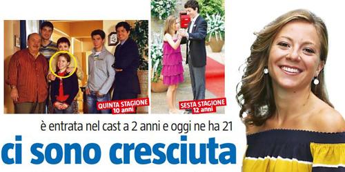 Un medico in famiglia 10, Eleonora Cadeddu è Annuccia: ecco come reagirà alla scoperta di non essere figlia di Lele