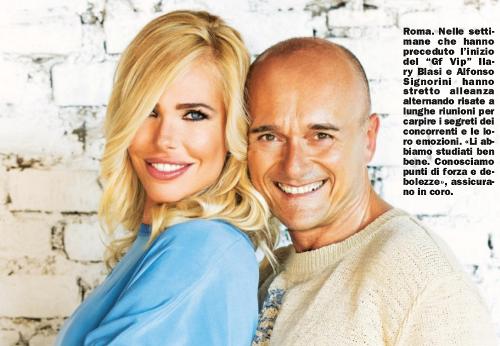Grande Fratello VIP: Valeria Marini ha già il suo Preferito