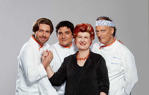 Top Chef Italia sbarca su Nove