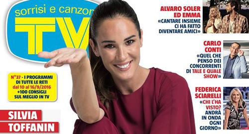 """Verissimo, parla Silvia Toffanin: """"Nuovo studio, non ci sarà Alvin e interviste a star famose"""", le anticipazioni"""