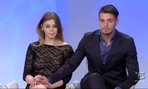 Anticipazioni Uomini e Donne, trono classico: Alessia Cammarota e Aldo Palmeri per la prima volta in studio dopo la separazione