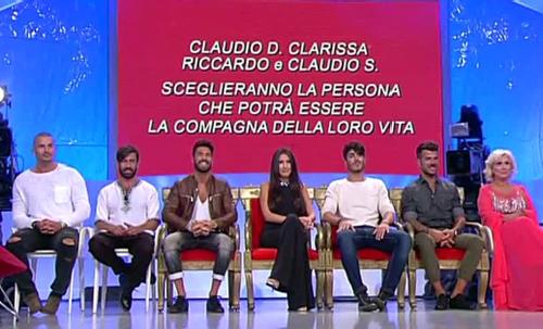 Anticipazioni Uomini e Donne trono classico: Miguel e Mattia eliminati, Martina va via, Mario felice con Claudio S.