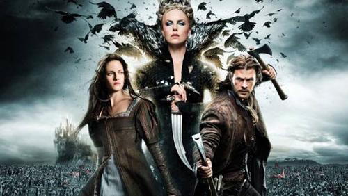 Film in Tv: Biancaneve e il cacciatore, stasera 29 novembre 2016 su Canale 5, trama e diretta streaming