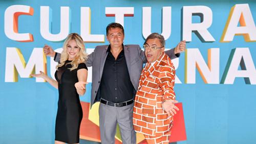 Cultura Moderna, anticipazioni prima puntata 28 novembre 2016: torna il programma di Antonio Ricci con Teo Mammucari