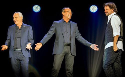 Sanremo 2017: Pieraccioni e Panariello con Carlo Conti? Probabili cantanti in gara e ospiti