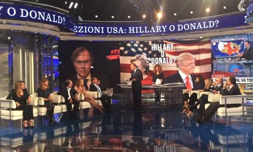 Porta a Porta, speciale elezioni Usa 2016: vince Donald Trump, prima serata su RaiUno con Bruno Vespa