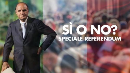 Sì o No? Speciale Referendum, anticipazioni stasera 23 novembre 2016: confronto in diretta tv, info streaming