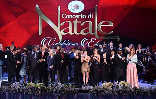 Concerto di Natale 2016, anticipazioni 24 dicembre: Sergio Sylvestre, Noemi e Dolcenera tra gli ospiti