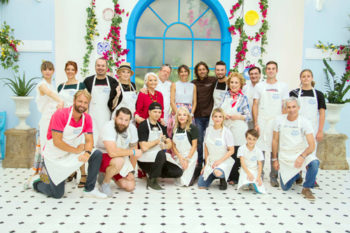 Real Time_Bake Off Italia 4_cast puntata celebrity_MGR_9447