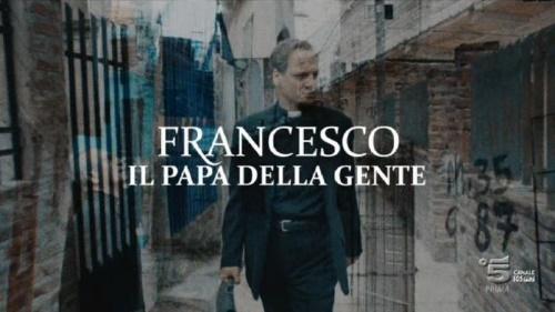 Francesco il Papa della gente cast, trama e streaming gratis