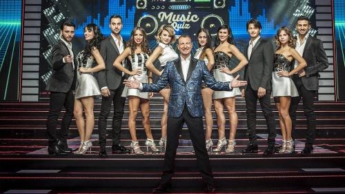 Music Quiz, anticipazioni prima puntata stasera 16 dicembre: Al Bano guest star, info streaming