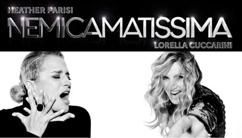 Nemicamatissima, anticipazioni 2 dicembre 2016: Lorella Cuccarini ed Heather Parisi insieme, info streaming