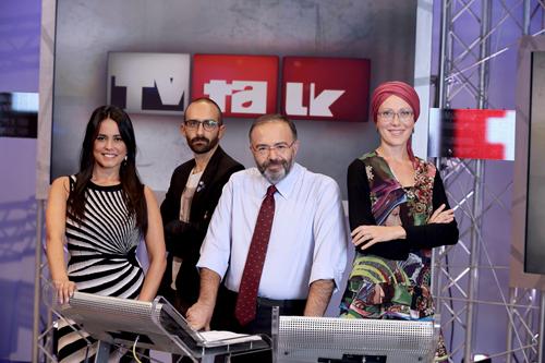Anticipazioni Tv Talk, puntata 10 dicembre 2016: temi e ospiti in studio, info streaming