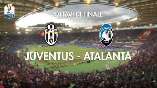 Calcio in Tv, Juventus-Atalanta: la partita di Coppa Italia stasera in diretta Rai e streaming, le info