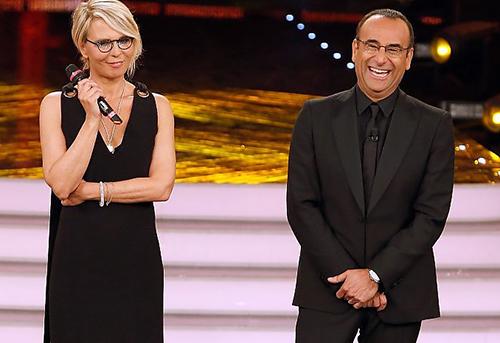 Sanremo 2017, Maria De Filippi condurrà con Carlo Conti, è ufficiale: ecco cosa è successo