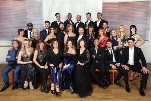 Ballando con le stelle 2017, anticipazioni prima puntata 25 febbraio: Valerio Scanu e Roberta Bruzzone new entry, tutto il cast