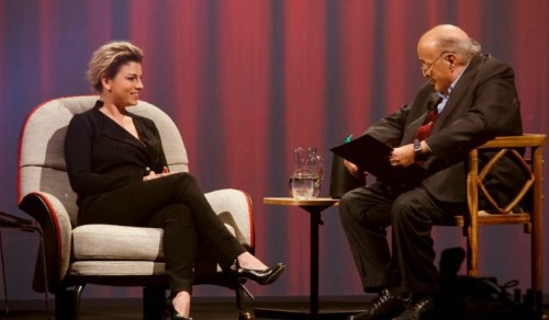 L'Intervista di Maurizio Costanzo a Emma Marrone, oggi 16 febbraio su Canale 5, info streaming