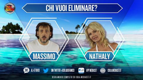 Isola dei Famosi 2017: Andrea Marcaccini espulso, Nathaly Caldonazzo e Massimo Ceccherini in nomination, lui sbotta
