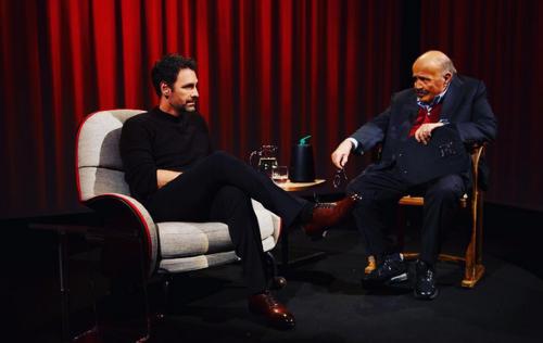 L'Intervista di Maurizio Costanzo a Raoul Bova, oggi 23 febbraio su Canale 5, info streaming e VIDEO