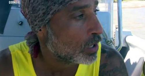 Isola dei Famosi 2017, news: l'ira funesta di Raz Degan e lo sconforto di Eva Grimaldi