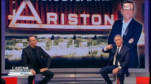 L'Arena e Domenica In, speciale Sanremo senza Pippo Baudo: anticipazioni oggi 12 febbraio 2017